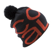 Coal Youth Logo Kids Hat, Black, medium