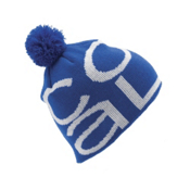 Coal Youth Logo Kids Hat, Royal Blue, medium