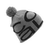 Coal Youth Logo Kids Hat, Heather Grey, medium
