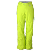 Marker Ava Womens Ski Pants, Lime, medium