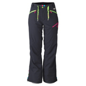 Marker Heiress Womens Ski Pants, Black, medium