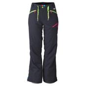 Marker Heiress Womens Ski Pants, Black, medium