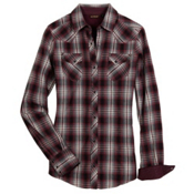 KUHL Sheridan Flannel, Ruby, medium