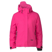 Marker Krista Womens Insulated Ski Jacket, Hot Pink, medium