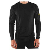 Under Armour Base 1.0 Crew Mens Long Underwear Top, , medium