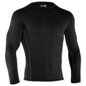 Under Armour Base 3.0 Crew Mens Long Underwear Top, , medium