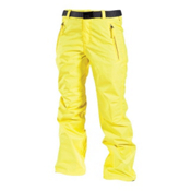 O'Neill Star Womens Snowboard Pants, Chrome Yellow, medium