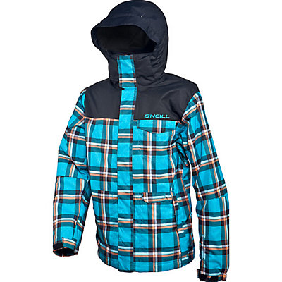 O'Neill Grid Mens Insulated Snowboard Jacket, , large