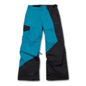 O'Neill Line Up Mens Snowboard Pants, Enamel Blue, medium