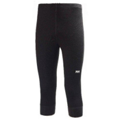 Helly Hansen Warm 3/4 Mens Long Underwear Pants, , medium