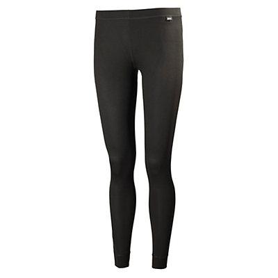 Helly Hansen Dry Womens Long Underwear Pants, Black, viewer