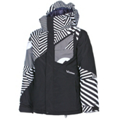 Volcom Ace Insulated Boys Snowboard Jacket, Black, medium