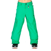 Volcom Launch Insulated Kids Snowboard Pants, Poison, medium