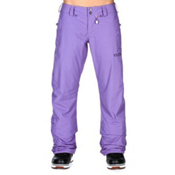 Volcom Boom Insulated Womens Snowboard Pants, Wildflower, medium