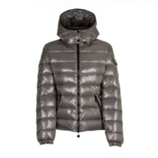 Moncler Bady Womens Jacket, Grey, medium