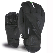 Level Thunder XCR Gloves, Black, medium