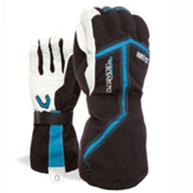 Level Heli XCR Gloves, Black-White, medium