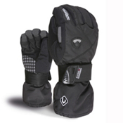 Level Fly Gloves, Black, medium