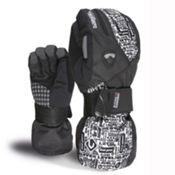 Level Fly Gloves, Logos, medium
