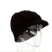 Bogner Fire + Ice Pita Womens Hat, Black, medium