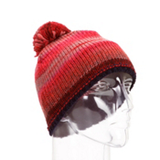 Bogner Fire + Ice Nadia Womens Hat, Red, medium