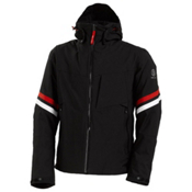 Bogner Fire + Ice Benno Mens Insulated Ski Jacket, Black, medium