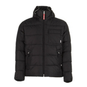 Bogner Fire + Ice Lucca-D Mens Insulated Ski Jacket, Black, medium