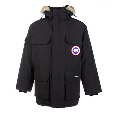 Canada Goose Expedition Parka Mens Jacket, Black, viewer