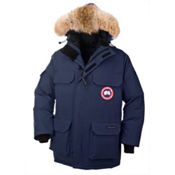 Canada Goose Expedition Parka Mens Jacket, Spirit, medium