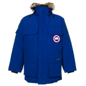 Canada Goose Expedition Parka Mens Jacket, Pacific Blue, medium