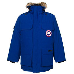 Canada Goose Expedition Parka Mens Jacket, Pacific Blue, 256