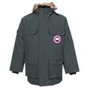 Canada Goose Expedition Parka Mens Jacket, Slate, medium