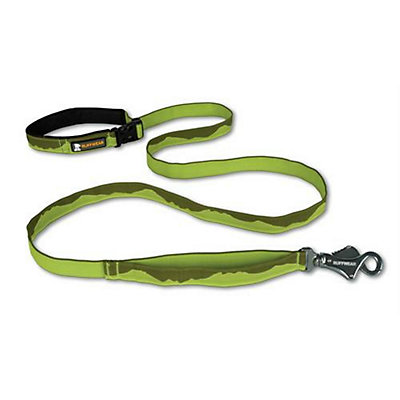 Ruffwear Flat Out Pattern Leash, Cascades, large