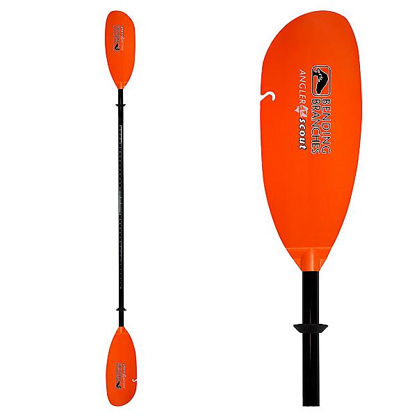 Bending Branches Angler Scout Kayak Paddle 2017, Orange, 600