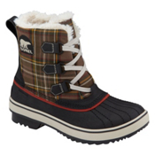 Sorel Tivoli Plaid Womens Boots, Hawk-Gypsy, medium