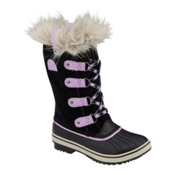 Sorel Tofino Girls Boots, Black-Hydrangea, medium