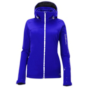 Salomon Snowtrip III Womens Insulated Ski Jacket, Dark Violet Blue-Dark Violet B, medium