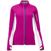 Salomon Super Fast II Womens Jacket, Fancy Pink-White, medium