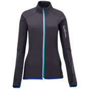 Salomon Super Fast II Womens Jacket, Black-Black, medium