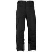 Salomon Response II Mens Ski Pants, Black, medium