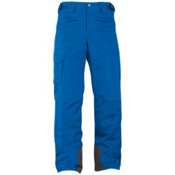 Salomon Response II Mens Ski Pants, Vibrant Blue, medium