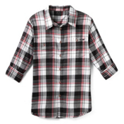 Oakley Pioneer Woven Flannel, Red Line, medium