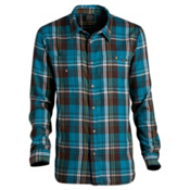 Oakley Pioneer Woven Flannel, Aurora Blue, medium