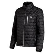 Oakley Unification Down Mens Insulated Ski Jacket, Jet Black, medium
