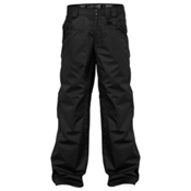 Oakley Shelf Life Mens Ski Pants, Jet Black, medium