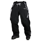 Oakley Ascertain Mens Ski Pants, Black, medium