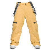 Oakley Originate Mens Ski Pants, Gold Ray, medium