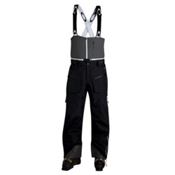 Oakley Unification Pro Mens Ski Pants, Jet Black, medium