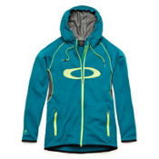 Oakley Originate Fleece Hoodie, Aurora Blue, medium