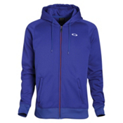 Oakley Protection II Hoodie, Blue-White, medium